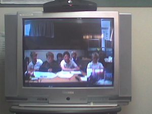 The Video Conference